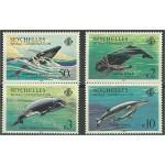 Seychellerna 571-574 **