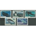 Ghana 977-981 **