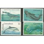 Grenada Grenadines 1269-1271 + 1274 **