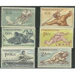 Tjeckoslovakien 1116-1121 **