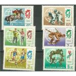 Ungern 2537-2542 **