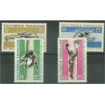 Franska Polynesien 63-66 *