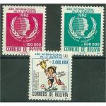 Bolivia 1047-1049 **