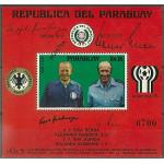 Paraguay block 269 **