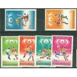 Rumänien 3506-3511 **