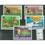 Centralafrika 513-517 **
