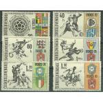 Tjeckoslovakien 1958-1963 **
