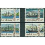 Norfolk Island 356-359 **