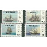 Kiribati 743-746 **
