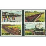 Zambia 168-171 **