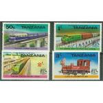 Tanzania 62-65 **