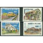 Elfenbenskusten 642-645 **