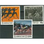 Gibraltar 763-765 **