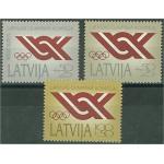 Lettland 323-325 **