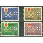 Portugal 968-971 **