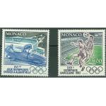 Monaco 2052-2053 **