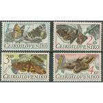 Tjeckoslovakien 2902-2905 **