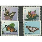 Botswana 351-354 **