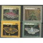 Zimbabwe 344-347 **