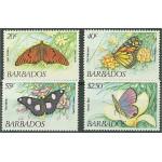 Barbados 575-578 **