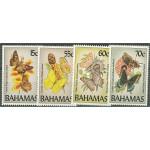 Bahamas 844-847 **