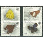 Seychellerna 790-793 **