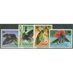 Papua New Guinea 574-577 **