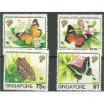 Singapore 697-700 **