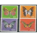 Elfenbenskusten 558-561 **