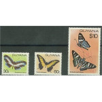 Guyana 573-575 **