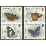 Ascension Island 439-442 **