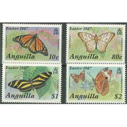 Anguilla 731-734 **