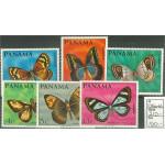 Panama 1056-1061 **