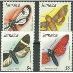 Jamaica 736-739 **