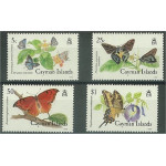 Cayman Islands 600-603 **