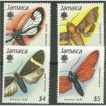 Jamaica 740-743 **