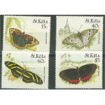St. Kitts 271-274 **