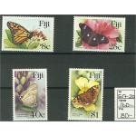 Fiji 517-520 **