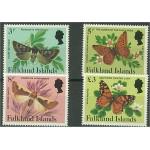 Falklands öarna 392+394+397+404 **