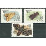 Tuvalu 588-590 **