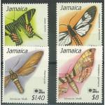 Jamaica 774-777 **