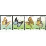 Tonga 1074-1077 **