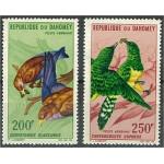 Dahomey 296-297 **