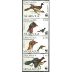 Nicaragua 3455-3458 **