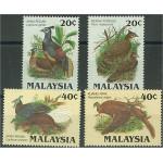 Malaysia 317-320A **