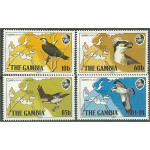 Gambia 479-482 **