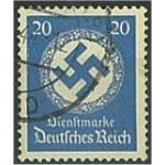 Tyska Riket D174 stämplat