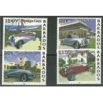 Barbados 993-996 **