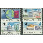 Bahamas 710-713 **