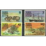Samoa 214-217 **